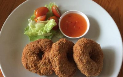 Thai Style Prawn Cakes Recipe