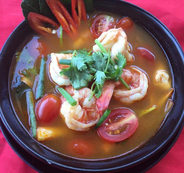 Tom Yam Goon Recipe