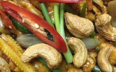 Stir Fry Cashew Nut Recipe