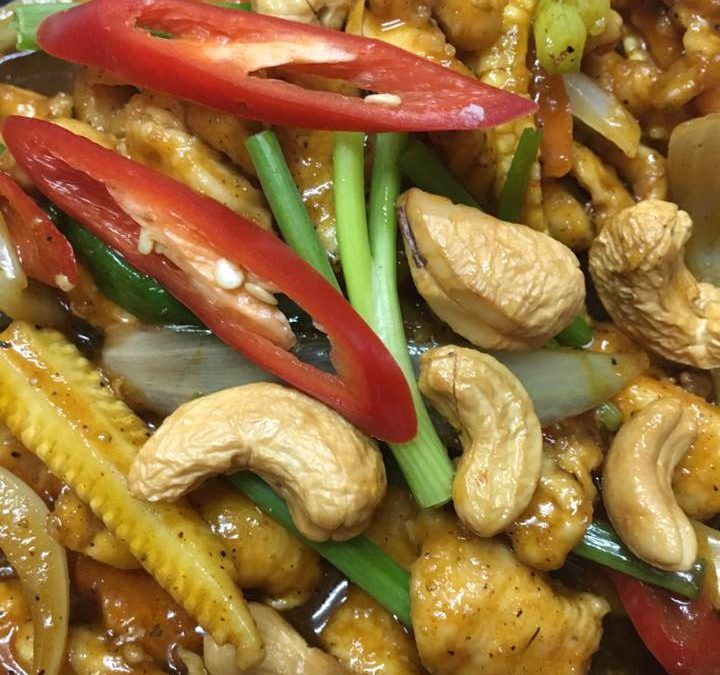 Stir Fry Cashew Nut Recipe